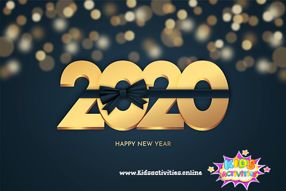 New Year 2020 Images And Wallpapers - Free New year 2020 e Cards-
